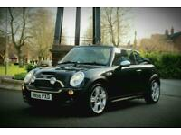 2006 Mini Cooper S 1.6 Supercharged Convertible R53 JCW Works 210bhp STUNNING PX
