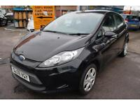 2009/59 Ford Fiesta 1.25 Style LOW MILEAGE FULL SERVICE HISTORY MOT SPARE KEY