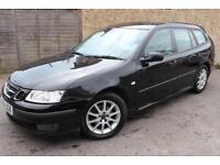 2007 Saab 9-3 1.9 TiD Linear Sport Anniversary SportWagon 5dr
