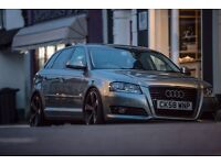 "Audi A3 1.9 Se TDI 2008 Facelift 18"" Alloys"