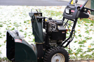 "8.0 HP 24"" Two-Stage Power-Propelled Snow Thrower"