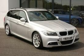 2009 BMW 3 Series 2.0 318i M Sport Touring 5dr