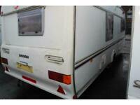 Lunar Clubman 520/4 1994 4 Berth Caravan £2,400