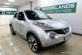 Nissan Juke 1.5 DCI N-TEC [SAT NAV, REVERSE CAMERA and ?20 TAX]