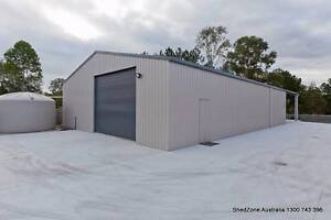 Garage or Storage shed with FREE INSULATION Pine Mountain Ipswich City Preview