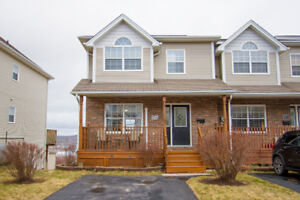 New Listing! Beautiful end-unit townhouse in Dartmouth