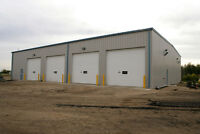 NEW STEEL BUILDING FOR SPRING DELIVERY!!