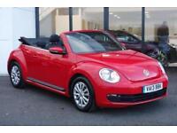 2013 Volkswagen Beetle 1.2 TSI Cabriolet 2dr