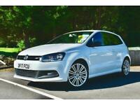 Volkswagen Polo BlueGT 1.4 TSI DSG 2017