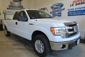 Ford F-150 4WD SuperCab 2014