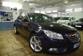 2012 Vauxhall Insignia 2.0 CDTi BiTurbo 16v SRi VX-Line 4x4 5dr (start/stop)