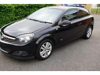 Vauxhall/Opel Astra 1.6 16v ( 115ps ) Sport Hatch 2007.5MY SXi Black