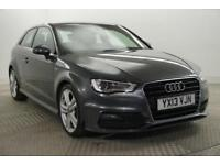 2013 Audi A3 TDI S LINE Diesel grey Manual