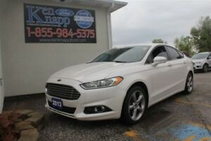 2013 Ford Fusion SE   TECH PKG. NAVIGATION, CAMERA, BLUETOOTH, 4
