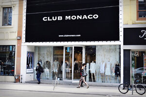 For Sale Club Monaco gift card $500 for $425