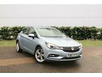 2017 Vauxhall Astra Sri 1.4 Turbo S/S Automatic - ONLY 5121 MILES! Hatchback Pet