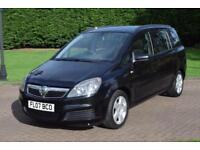 Vauxhall Zafira 1.6i 16v Club