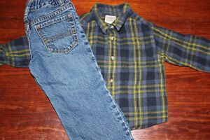 2T Outfit $5