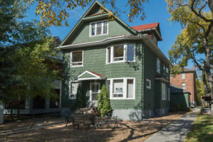 Renovated 2 Bed Plus Den Character Condo at 40 Arbuthnot