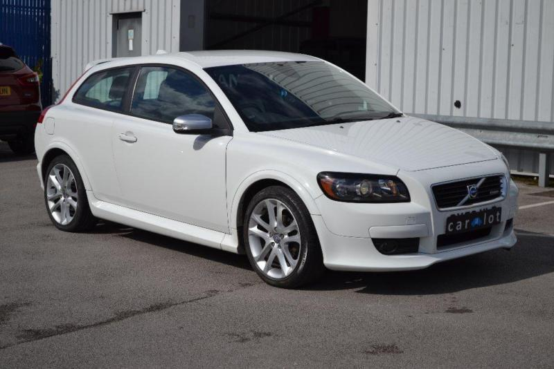 2008 volvo c30 1 8 r design se sport 2dr in spondon derbyshire gumtree. Black Bedroom Furniture Sets. Home Design Ideas