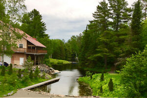 Year Round House and Cottage, Waterfront for Sale