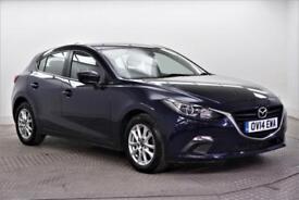 2014 Mazda 3 D SE NAV Diesel blue Manual