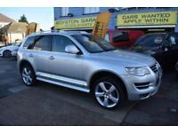 GOOD CREDIT CAR FINANCE AVAILABLE 2007 57 Volkswagen Touareg 3.0TDI Auto
