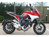 MV AGUSTA TURISMO VELOCE 17MY MV TV STANDARD BIKE MV AGUSTA ADVENTURE SPORTS