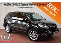 2009 Honda CR-V 2.2 i-CTDi EX-FULL HISTORY-SAT NAV-LEATHER-CRUISE CONTROL-