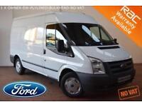 2012 Ford Transit 2.2TDCi (100PS) (EU5) 300S Med Roof Van 300 SWB-NO VAT-NO VAT-