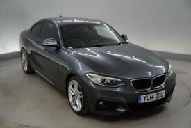 BMW 2 Series 220i M Sport 2dr