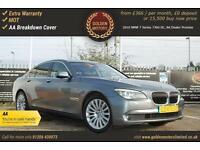 BMW 7 Series 730d SE HIGH SPEC DIESEL AUTOMATIC 2010/10