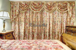 Custom-made Window Curtains and Accessories (Rideaux sur Mesure)