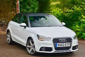 2012 Audi A1 1.4 TFSI SPORT SPORTBACK 122PS AMPLIFIED EDITION 5dr