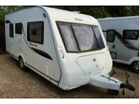 Elddis Odyssey 462 2010 2 Berth Caravan + Motor Mover + 3 MonthsWarrantyIncluded