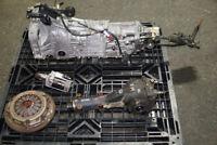 JDM SUBARU IMPREZA WRX TURBO USED 5SPEED AWD TRANSMISSION 4.444