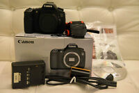Canon EOS 60D body Mint with Box