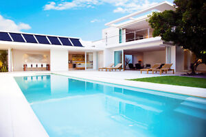 TECHNOSOLIS SOLAR POOL HEATER