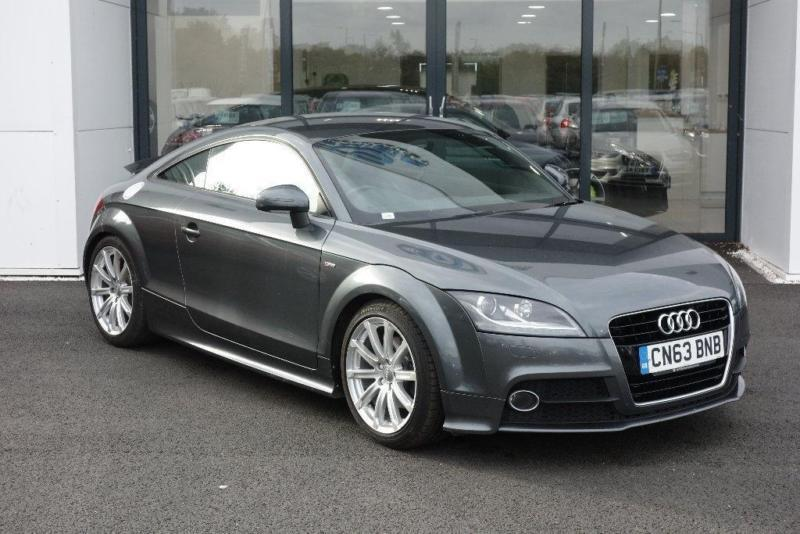 2013 audi tt 1 8 tfsi s line 3dr in derby derbyshire. Black Bedroom Furniture Sets. Home Design Ideas