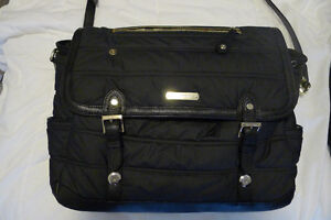 BURBERRY DIAPER BAG -available