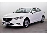 2014 Mazda 6 SE Petrol white Manual