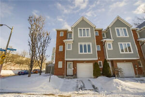 Beautiful Downtown Three Bedroom Plus Den Townhouse For Rent