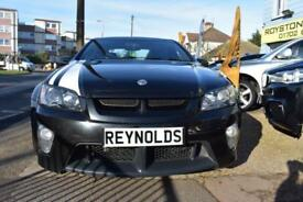BAD CREDIT CAR FINANCE 2009 09 VAUXHALL VXR8 BARTHURST S 6.2 AUTO SUPERCHARGED