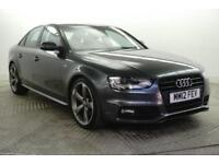 2012 Audi A4 TDI S LINE BLACK EDITION Diesel grey Manual