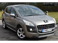 2010 Peugeot 3008 1.6 HDi FAP Exclusive EGC 5dr