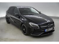 Mercedes-Benz A Class A200d AMG Line Premium 5dr Auto