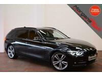 17 BMW 320 2.0TD (190bhp) Touring d Sport-ELEC BOOT-HEATED SEATS-LEDS-XENONS-FSH