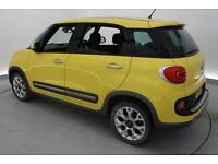 2014 FIAT 500L 1.3 Multijet 85 Trekking 5dr Dualogic Auto