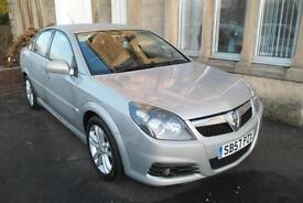 Vauxhall/Opel Vectra 1.8i VVT ( 140ps ) ( Nav ) ( XP II ) 2008MY SRi