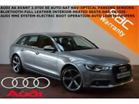 2013 Audi A6 Avant 2.0TDI (177ps) Multitronic SE-HEATED LEATHER-NAV-B.TOOTH-DAB-